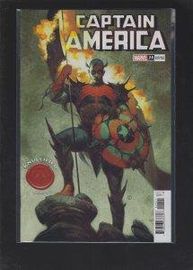 Captain America #26 Variant