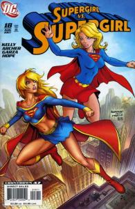 Supergirl (4th Series) #18 VF/NM; DC | save on shipping - details inside