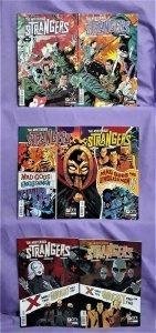 Chris Roberson THE MYSTERIOUS STRANGERS #1 - 6 Kowalchuk (ONI Press, 2013)!