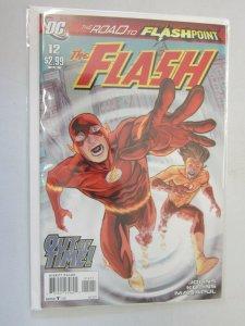 The Flash #12 3rd Series 8.0 VF (2011)