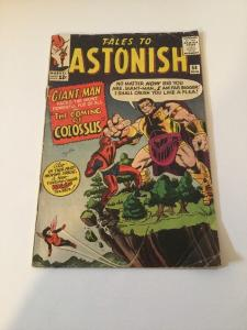 Tales To Astonish 58 2.5 GD+ Good+