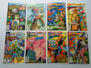 DC Comics Presents, Lot From:#43-77, 30 Different, 8.5/VF+ (1982-1985)
