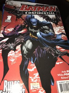DC Batman Confidential #1 Mint