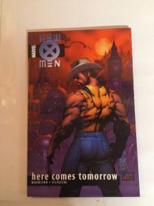 New X-men Here Comes Tomorrow Tpb Nm Near Mint Collects 151-154