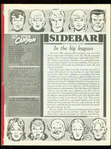 STEVE CANYON MAGAZINE #19 1987-MILTON CANIFF 5/53-4/54 G-