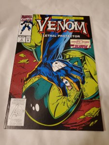Venom Lethal Protector 3 Near Mint- Cover by Mark Bagley