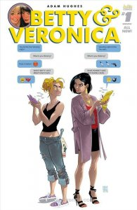 Betty and Veronica (Vol. 3) #1A (18th) VF/NM; Archie | save on shipping - detail