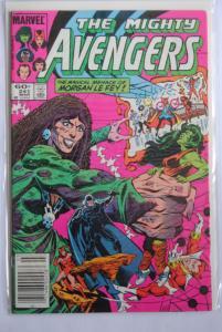 The Avengers, 241