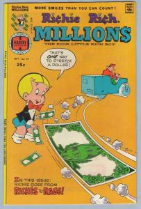 Richie Rich Millions 79 Sep 1976 VF+ (8.5)