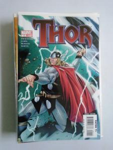 Thor Near Set:#1-12 Missing:#6, 8 Different, Some Variants - 8.0/VF (2017)