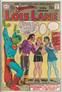 Lois Lane, Superman's Girlfriend  #96 (Oct-69) VF/NM High-Grade Superman, Loi...