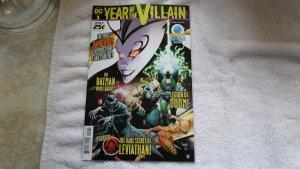 JULY 2019 DC YEAR OF THE VILLAN # 1