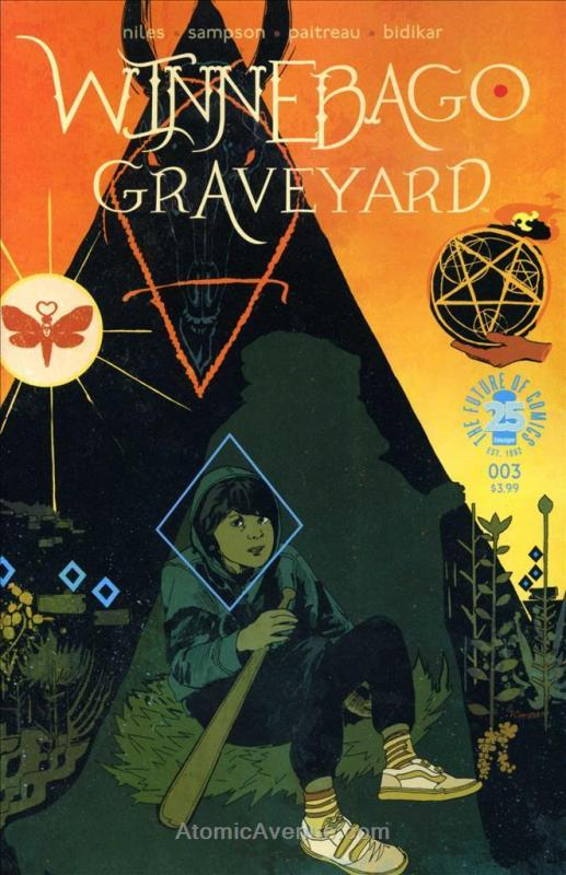 Winnebago Graveyard #3A VF/NM; Image | save on shipping - details inside