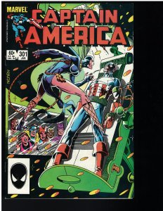 Captain America #301 (Marvel, 1985)