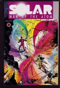 Solar Man of the Atom #4 (Dec 1991, Valiant) 9.4 NM