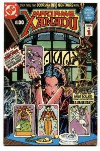 Madame Xanadu #1 comic book-1981-First issue-VF/NM