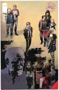 WALKING DEAD #115 H, NM, Zombies, Horror, Kirkman, 2003, more TWD in store