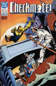 Checkmate! (1988 series) #4, NM- (Stock photo)