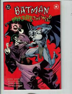 Batman Dark Joker The Wild NM 1st Print DC Comic Book Elseworlds Catwoman TP1
