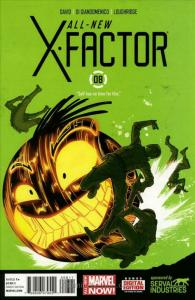 All-New X-Factor #8 FN; Marvel | save on shipping - details inside