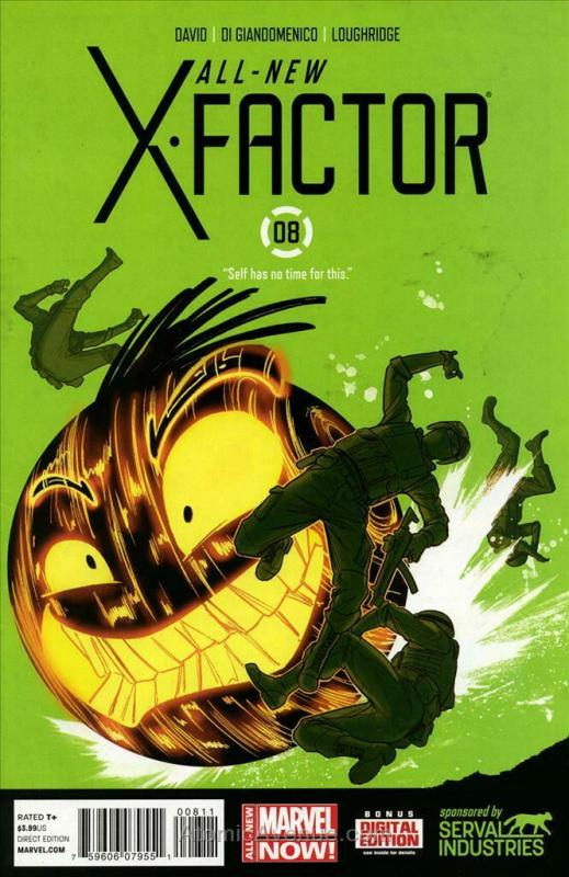 All-New X-Factor #8 FN; Marvel   save on shipping - details inside