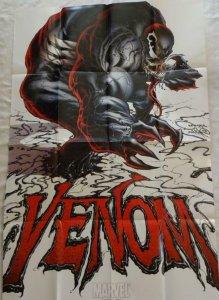VENOM Promo Poster, 24 x 36, 2011, MARVEL, Unused more in our store 230