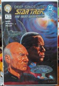 Star Trek: Deep Space Nine/The Next Generation #1 (1994)