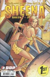 Sheena, Queen of the Jungle (Devil's Due) #1D VF/NM; Devil's Due | save on shipp