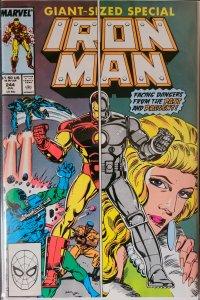 Invincible Iron Man 244