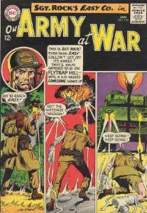 Our Army at War (1952 series) #150, VG (Stock photo)
