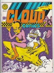 Cloud Comics #2 (Jan-72) FN Mid-Grade Betty Boop