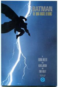 BATMAN THE DARK KNIGHT RETURNS #1 1986-third print---HIGH GRADE!