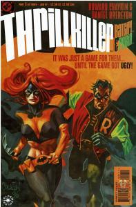 Thrillkiller Batgirl and Robin 1-3 (1997) 9.0 or Better