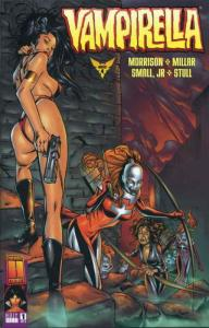 Vampirella Monthly #4 FN; Harris | save on shipping - details inside
