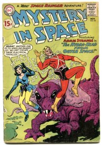 Mystery In Space #95 1964- ADAM STRANGE-  DC silver age G