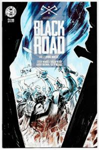 Black Road #8 (Image, 2017) NM