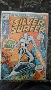 Silver Surfer #17 Marvel (70) GD/VG