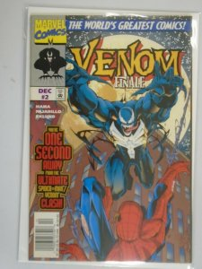 Venom Finale #2 6.0 FN (1997)