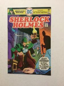 Sherlock Holmes 1 NM Near Mint