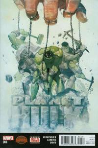 Planet Hulk #4, NM (Stock photo)