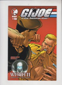 G.I. JOE A REAL AMERICAN HERO #31 204 BDP  / THIS ISSUE --THE WRAITH---