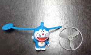 Figura juego serie Doraemon