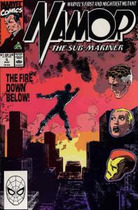 Namor, The Sub-Mariner #5 VF/NM; Marvel | save on shipping - details inside