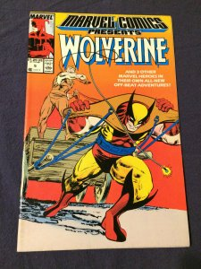Marvel Comics Presents #5 Wolverine VFN (1988)