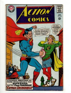 Action Comics # 354 VG/FN DC Comic Book Superman Batman Green Lantern Flash KD1