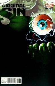 Original Sin #6 RI 1:10 Teaser Variant (Marvel, 2014) NM