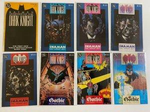 Batman Legends of the Dark Knight lot #1-49 DC 47 pieces avg 8.0 VF (1989-'93)