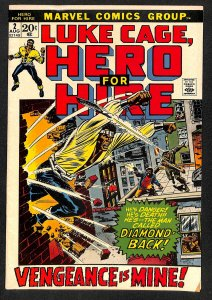 Hero for Hire #2 (1972)