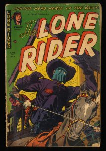 Lone Rider #14