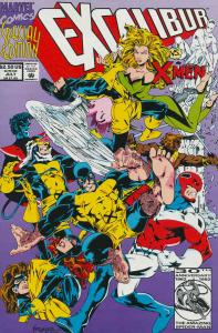 Excalibur: XX Crossing #1 VF/NM; Marvel | save on shipping - details inside